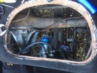 Passenger pan cleaned.JPG